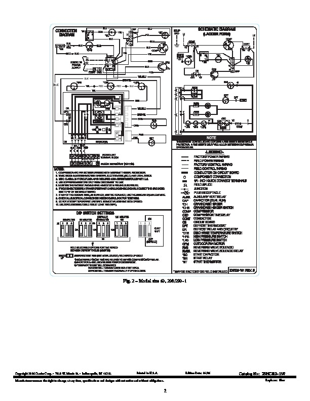 carrier 25hcr3 1w heat air conditioner manual